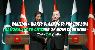 Pakistan & Turkey Planning to Provide Dual Nationality to Citizens of Both Countries