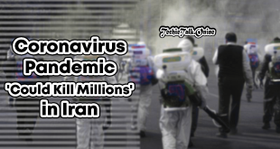 Coronavirus Pandemic 'Could Kill Millions' in Iran-min