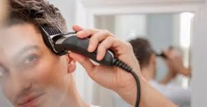 Cutting Your Hair At Home is Convenient