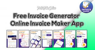 Free Invoice Generator Online App