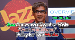 """Jazz Announces Countrywide """"Work From Home"""" Policy for Two Weeks"""