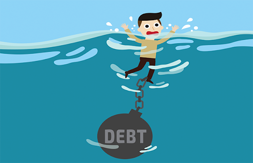 DEBT AN ENEMY FAR BIGGER THAN INDIA