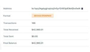 Bitcoin Twitter Scam Wallet Address