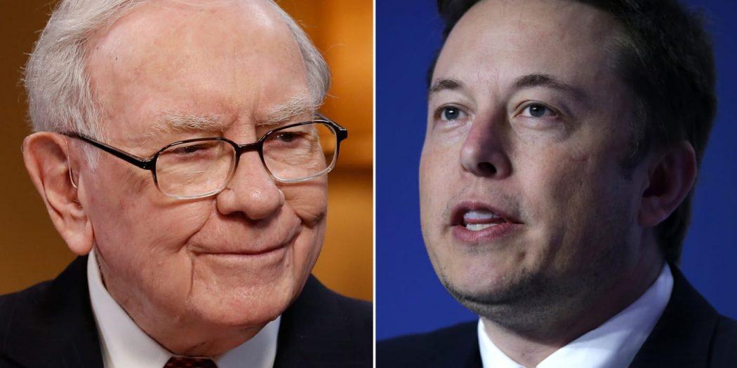 Elon Musk is Now Richer Than Warran Buffett