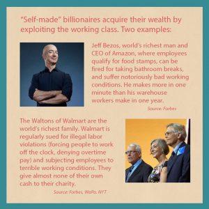 Self Made Billionaires