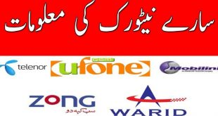 EMobileTracking 2020: How to Check Mobile Number Details in Pakistan Name, CNIC, Address, City