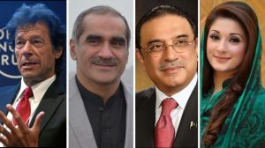 Taxes Paid by Politicians 45 Parliamentarians Didn't Even Submit Returns to FBR
