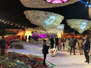Lavish Interior of Marriage Ceremony Jalal Sons