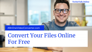 Convert Online Video, Audio, Docs, Images, Archive, Software For Free