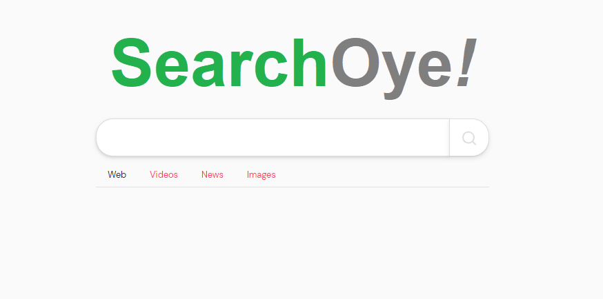 Search Oye: Pakistan's First Search Engine