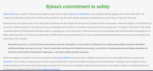 Bykea's Commitment to Safety